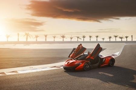 Siêu xe McLaren P1 mang trách nhiệm nặng nề là tiếp bước huyền thoại McLaren F1